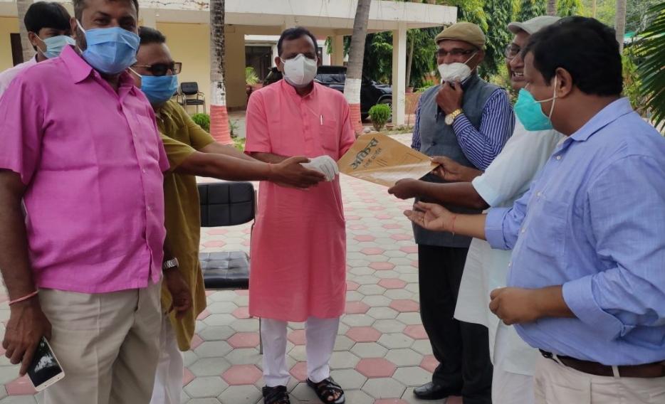 जनकपुरधामका मठमन्दिरको कुनै पनि जग्गा कसैलाई कब्जा गर्न दिदैनौं : प्रदेश २ सरकार