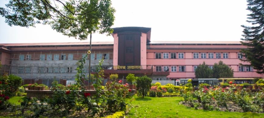 नेकपा सांसदद्वारा संसद विघटन बदर गर्न माग गर्दै सर्वोच्चमा रिट दर्ता