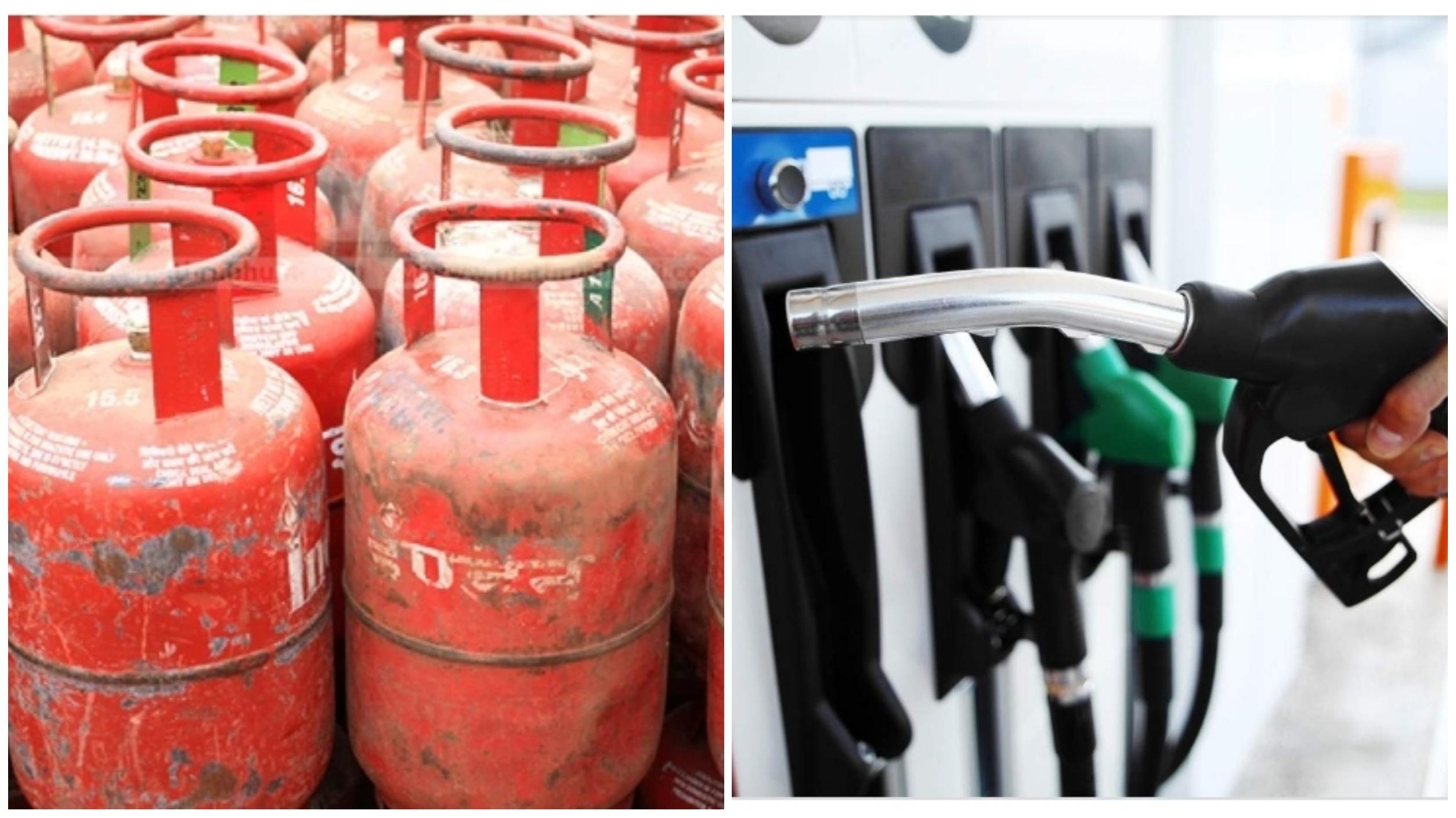 खाना पकाउने ग्यास, पेट्रोल, डिजेल, मट्टितेल र हवाई इन्धनको मूल्य बढ्यो